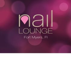 """I need a very nice, stylish, catchy and trendy logo for my new nail salon name """"the nail lounge Nail Salon Names, Nail Salon Decor, Lounge Logo, Spa Manicure, Logo Design Contest, Stylish, Nails, Decorating, Boutique"""
