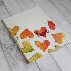 A little rock-and-roll + distress inks + watercolor = these blended heart leaves from our Give Thanks stamp set. The Give Thanks stamp set & Layering Leaves dies flew off the shelves! Looks like you love them too! They will be back in stock on Friday 9/9, which just so happens to be our new product release day! That means sneak peek week is upon us 👀 #concordand9th #givethanks #rockandrolltechnique #watercolor #cardmaking #papercrafting #handmadecards