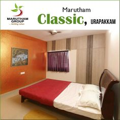 From 1 BHK apartments to 3 BHK apartments, Marutham Classic have homes that suit everyone's needs and budget.