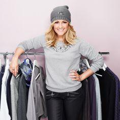 Helene Fischer macht jetzt Mode: Zusammen mit dem Kaffeekonzern Tchibo bringt die Schlagersängerin ihre erste eigene Fashion-Kollektion auf den Markt.