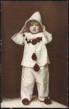 Pierrot Vintage Photo - Google Search