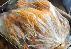 Thanksgiving Turkey: How to Cook a Turkey in an Oven Bag #FreshFinds #shop