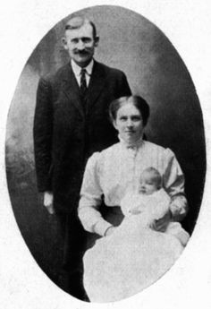 *MRS. ERNST GILBERT DANBORM (Anna): was married to Ernst Danbom and they had a son Gilbert.  The Danbom family boarded the Titanic at Southampton with Anna's sister Alfrida and her husband Anders Andersson as well as Anna Nysten. They travelled as third class passengers. Anna Nysten was the only survivor. Anna Danbom's body, if recovered, was never identified