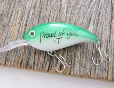 High School Graduation Gift for Son Graduation Gift for Stepson Graduation Gift for Boy Graduation Gift Nephew Fishing Gift Class of 2016 by CandTCustomLures on Etsy