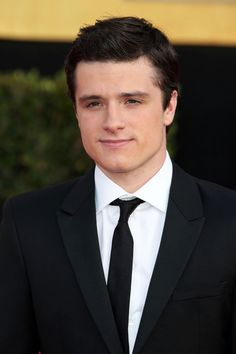 Can I marry him? The whole Peeta role is really working out for me