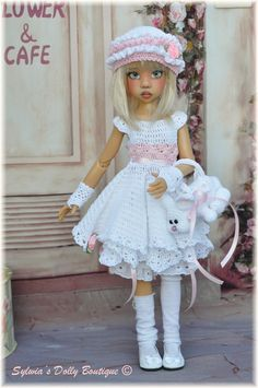 Hope Wiggs in outfit made by me | Flickr - Photo Sharing!