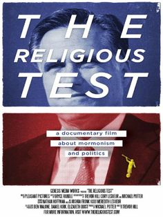 I love being Mormon -  The Religious Test / http://www.mormonproducts.net/the-religious-test-3/