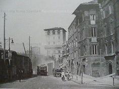 Roma Sparita. Foto storiche di Roma Demolizioni per via dei Fori Imperiali, 1931 circa, Agenzia giornalistica Vedo