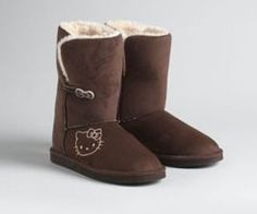 hello kitty uggs