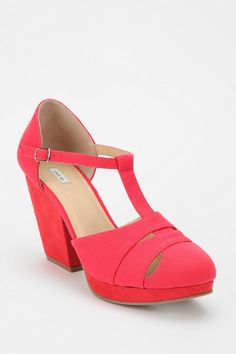 Click these ruby heels.. #urbanoutfitters   #t-strap