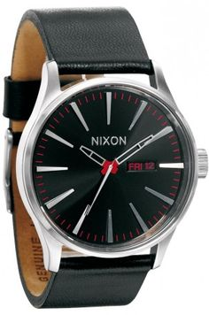 #New #Nixon #Sentry on #Timefy ! #Watches #Montres