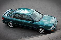 The best Audi 80 in our country...