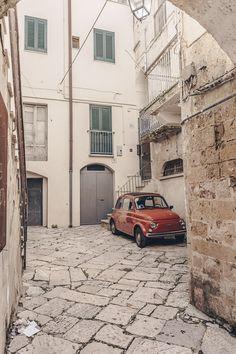 Empire Romain, Puglia Italy, Photos Voyages, Toscana, Verona, Italy Travel, Pisa, Fiat 500, Travel Photos