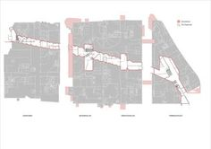 Verkstedhallen, Aker Brygge - The Diagonale