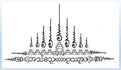 THAI TATTOO DESIGNS, MUAY THAI TATTOO, SAK YANT MAGICAL RUESI, BANGKOK, THAILAND