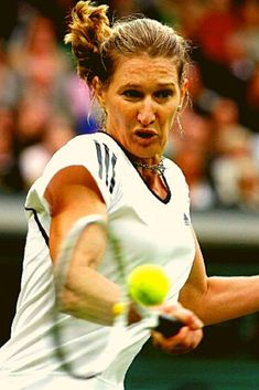 In this blog, we will dig deep into the women's circuit and bring out the top five female tennis players of all-time. Steffi Graf, Tennis Photos, Tennis Players Female, Dig Deep, Great Women, Circuit, All About Time, Sports, Blog