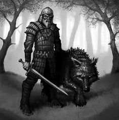 In old Finnish spells, shamans conjured an iron armor and a sword to protect them. O where shall I, a powerless man, defend myself, protect myself? Shaman with Conjured Armor and Beast Head Hunter, Metal Albums, Powerful Images, Death Metal, Great Pictures, New Movies, Black Metal, Mythology, Beast