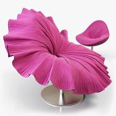 Kenneth Cobonpue - Bloom Chair