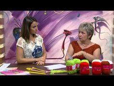 Mulher.com - 22/02/2016 - Conjunto de saia e blusa em tricô - Vitória Quintal PT1 - YouTube
