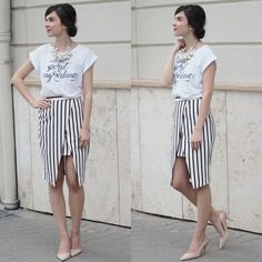 outfit – Page 3 – fresshion Fashion Blogger Style, Fashion Bloggers, Striped Pants, Outfits, Clothes, Stripped Pants, Suits, Clothing, Kleding