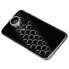 Momax X-Lens Protective Case with 15X Macro+120° Wide-angle Optical Lens for Samsung Galaxy S7 Edge G9350