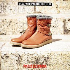 Caldi, colorati, comodi i tronchetti scelti per voi da #piazzadispagnaoutlet