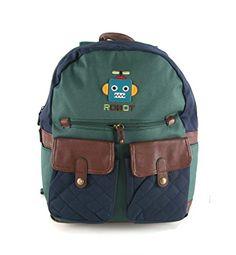 JNTworld Childrens Childs Kids Boys Girls School College Backpack Rucksack Book Bag