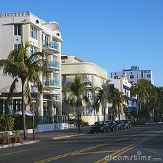 Miami's Art Deco district. Really like this architecture style.
