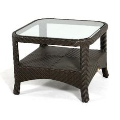 Wicker Lane Offers Black Wicker End Tables, Wicker Furniture, Outdoor Patio  Furniture, Wicker