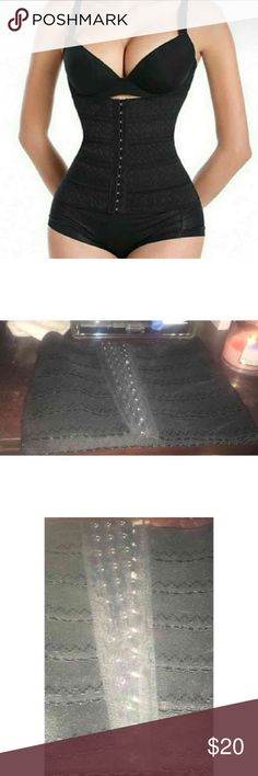 Waist Trainer, size XL Bought two different size waist trainers and decided not to use this one. Accessories