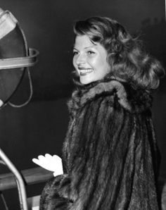 Rita Hayworth, 1950s
