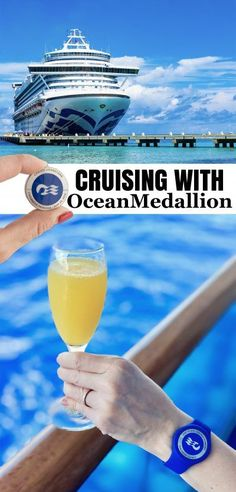 Cruising the Caribbean with Ocean Medallion on Princess Cruises. Cruising with OceanMedallion really is state of the art experience and allows you to do everything at your fingertips. Packing For A Cruise, Cruise Tips, Cruise Travel, Cruise Vacation, Italy Vacation, Vacation Ideas, Princess Cruises Caribbean, Caribbean Vacations, Caribbean Cruise