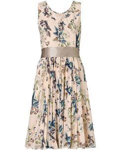 Winona Short Dress   Nude   Monsoon