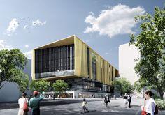 SHL – Christchurch Central Library