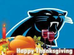 Nc Panthers, Carolina Panthers, Happy Thanksgiving, Darth Vader, Fall, Movies, Movie Posters, Fictional Characters, Happy Thanksgiving Day