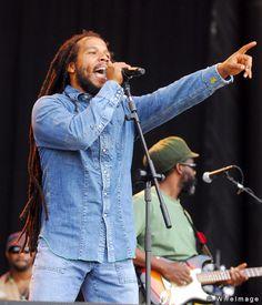 Ziggy Marley x2
