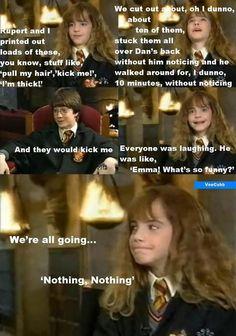 Emma & Rupert prank Dan