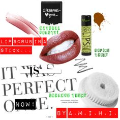 """""""LIP DEFINER $4"""" by amihi on Polyvore"""