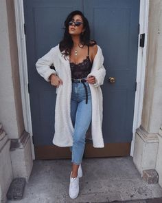 It was a beautiful day 🌺 details tagged - Mode für Frauen - Roupas Ideias Mode Outfits, Trendy Outfits, Fashion Outfits, Womens Fashion, Fashion Trends, Denim Outfits, Fashion Ideas, Ladies Outfits, Dress Up Outfits