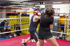 Women's World of Boxing http://womensworldofboxing.com/ http://twitter.com/womnsworlofboxn https://www.facebook.com/WWBoxing http://wwbny.spreadshirt.com/ http://www.pinterest.com/womnsworlofboxn/ #women #boxing #workingout #training #fitness #exercise #womensworldofboxing #nyc #women #workout #box #sparring Photo By Heather Smith-Prisco.