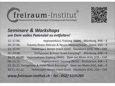 freiraum-Institut Hypnoseausbildung ab 849€ (NGH), Coaching, Hypnosetherapie, Trancetherapie, Holotropes Atmen & Krisenbegleitung auf Google