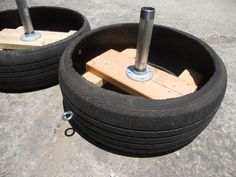 DIY Strength: Tire Sled 2.0