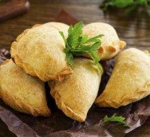Recette - Chaussons aux olives et au chorizo - Proposée par 750 grammes
