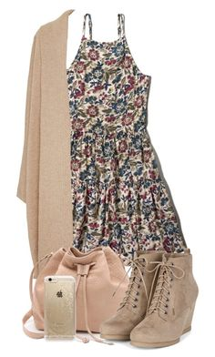 """walk in the park"" by blackfashion123 ❤ liked on Polyvore featuring Abercrombie & Fitch, Rosetta Getty, MR., Rifle Paper Co, women's clothing, women's fashion, women, female, woman and misses"