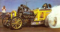 49 ideas old cars muscle hot rods drag racing Joe Montana, San Francisco 49ers, Nhra Drag Racing, Auto Racing, Volkswagen, Cute Cars, Funny Cars, Drag Bike, Old Race Cars