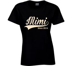 Mimi T Shirt - a great gift idea for your Mimi <3