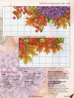 Fall Harvest Table Topper
