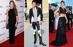 11 - Michael Buckner/Getty Images for Teen Vogue; Pascal Le Segretain/Getty Images; Andreas Rentz/Getty I...