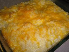 Sour Cream Rice Couple of things...you could add cooked chicken to this for a full meal. I also think instead of or in addition to the corn, I'm going to add a can of WELL drained petite diced tomatoes, or rotel.