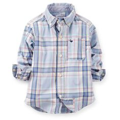 Image result for blue/pink plaid shirt boys